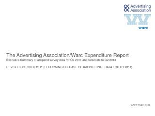 The Advertising Association/Warc Expenditure Report