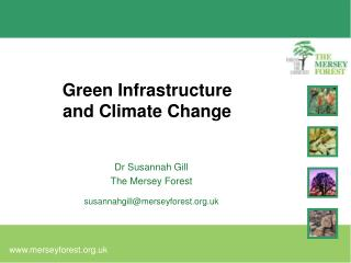 Green Infrastructure and Climate Change