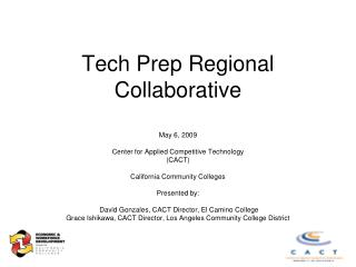 Tech Prep Regional Collaborative