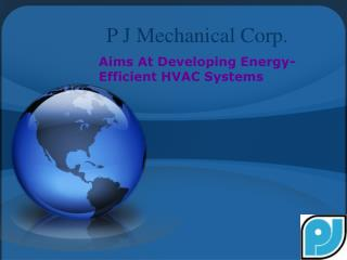 P J Mechanical Corp.