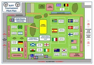 BJFF Tournament Pitch Plan