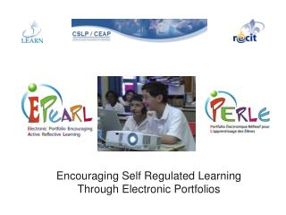 Encouraging Self Regulated Learning Through Electronic Portfolios