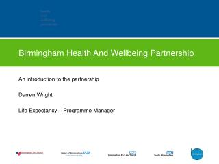 Birmingham Health And Wellbeing Partnership