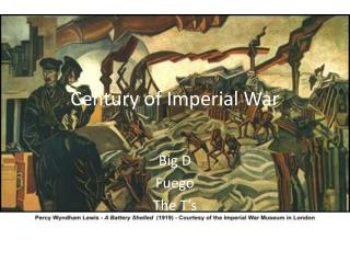 Century of Imperial War