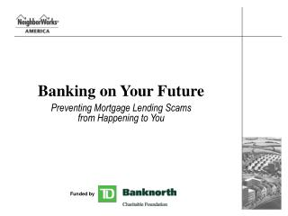 Banking on Your Future
