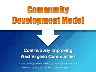 Community Development Model