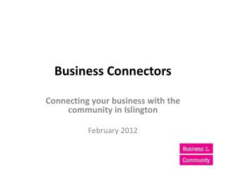 Business Connectors