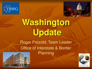 Washington  Update