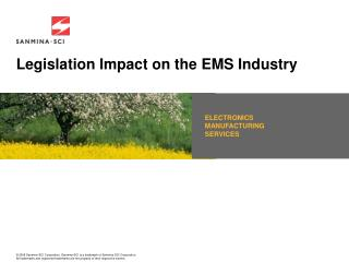 Legislation Impact on the EMS Industry