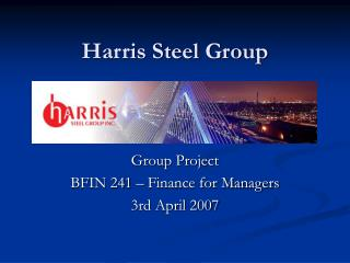 Harris Steel Group