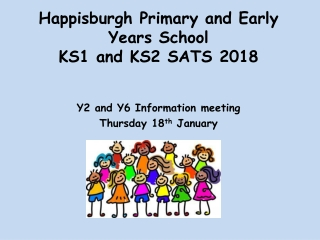 Happisburgh Primary and Early Years School KS1 and KS2 SATS 2018