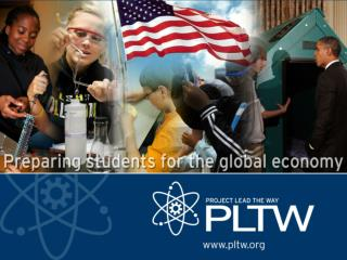 """WHY ARE YOU SO SPECIAL? """"PLTW is like chocolate"""", Thor Misko"""