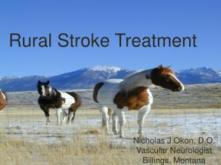 Rural Stroke Treatment