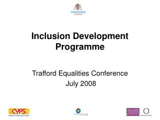 Inclusion Development Programme