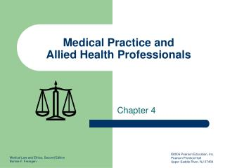 Medical Practice and  Allied Health Professionals