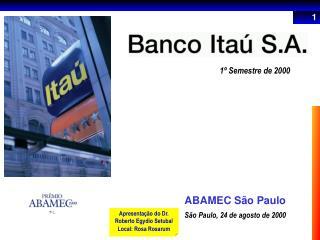 ABAMEC São Paulo