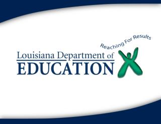 Discipline in Louisiana Schools