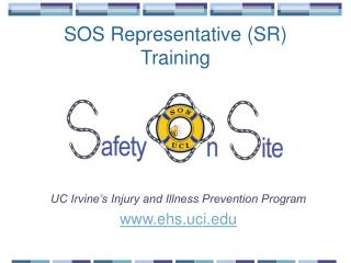 SOS Representative (SR) Training