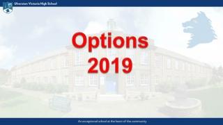 Options 2019