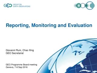 Monitoring achievement and tracking progress