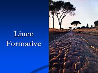 Linee  Formative