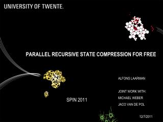 Parallel Recursive State Compression for Free