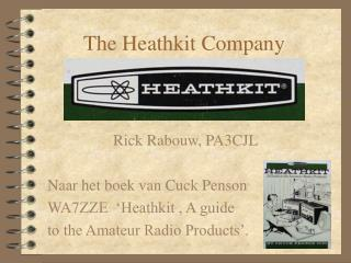 The Heathkit Company