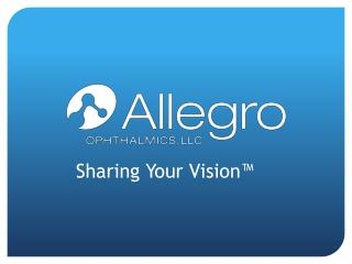 Sharing Your Vision™