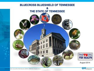 BlueCross BlueShield of Tennessee & The State of Tennessee