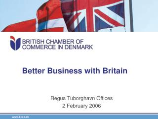Better Business with Britain