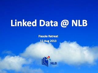 Linked Data @ NLB