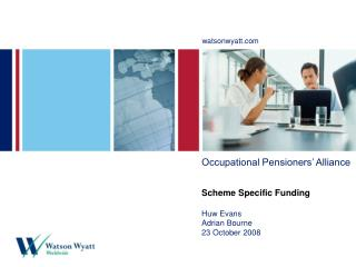 Occupational Pensioners' Alliance