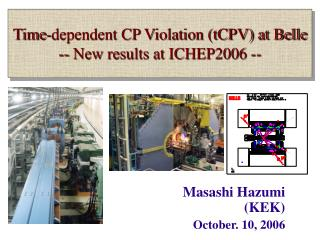 Time-dependent CP Violation (tCPV) at Belle -- New results at ICHEP2006 --