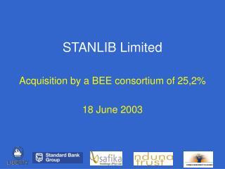 STANLIB Limited