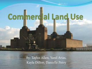 Commercial Land Use