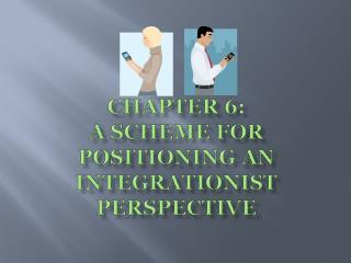 Chapter 6: A Scheme for Positioning an Integrationist perspective