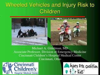 Wheeled Vehicles and Injury Risk to Children