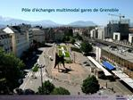 P le d changes multimodal gares de Grenoble - DRE DSDD Ile de France13 f vrier 2009