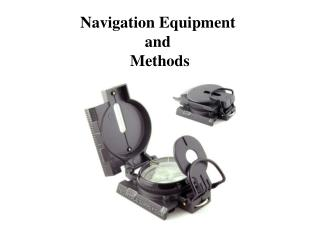Navigation Equipment  and  Methods