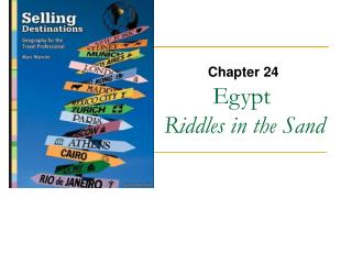 Egypt  Riddles in the Sand