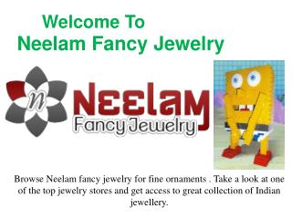 Indian Fancy Jewellery Store