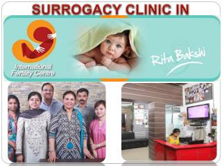 Surrogacy Clinic in Delhi