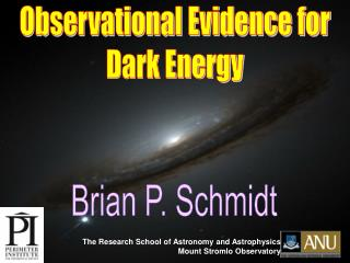 Observational Evidence for Dark Energy
