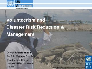 Volunteerism and Disaster Risk Reduction & Management