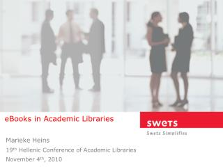 eBooks in Academic Libraries