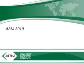 ABM 2010