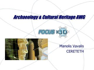 Archaeology & Cultural Heritage AWG