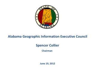 Alabama Geographic Information Executive Council