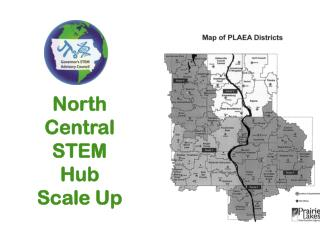 North Central STEM  Hub  Scale Up