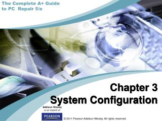 Chapter 3  System Configuration